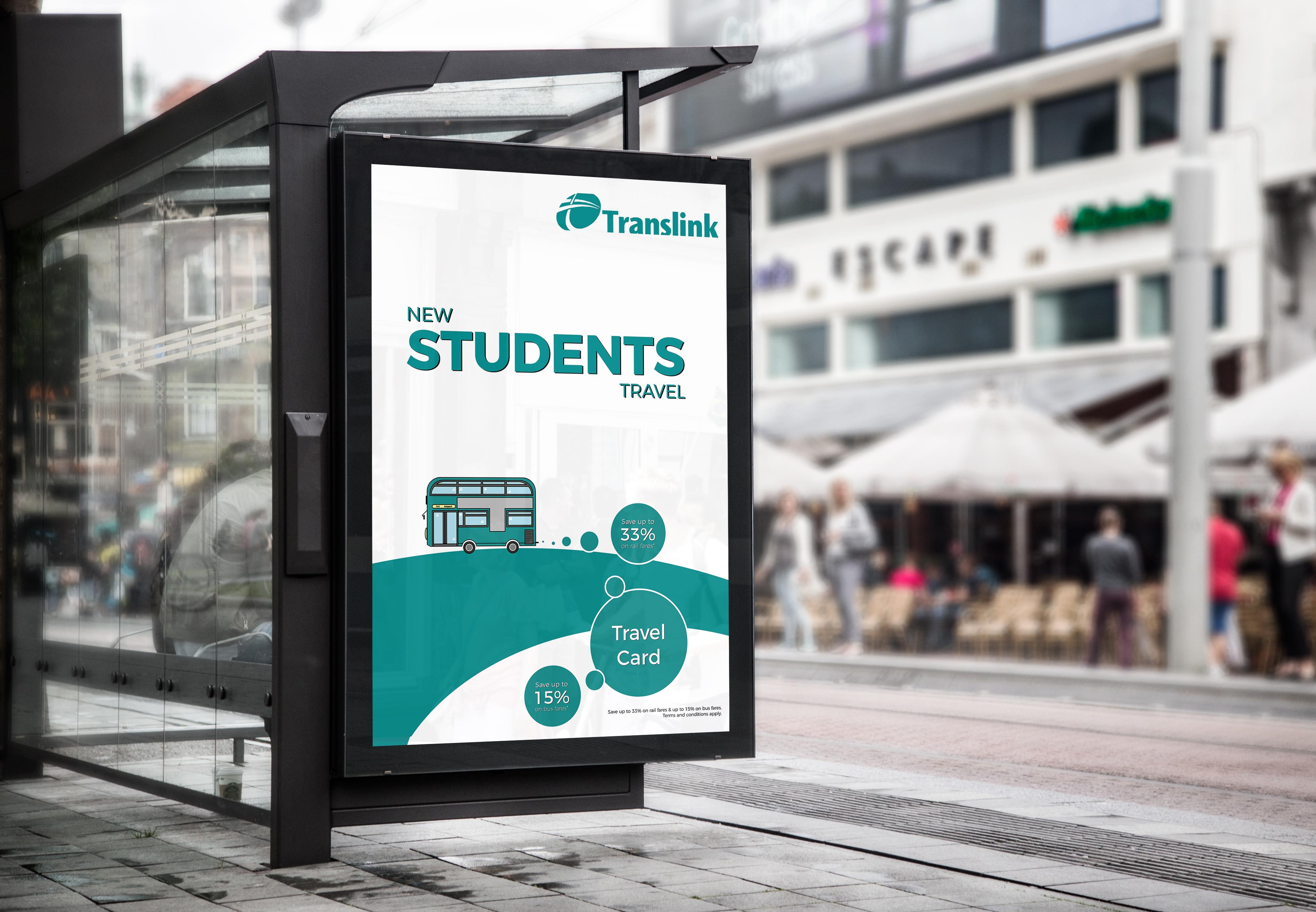Translink Poster Design