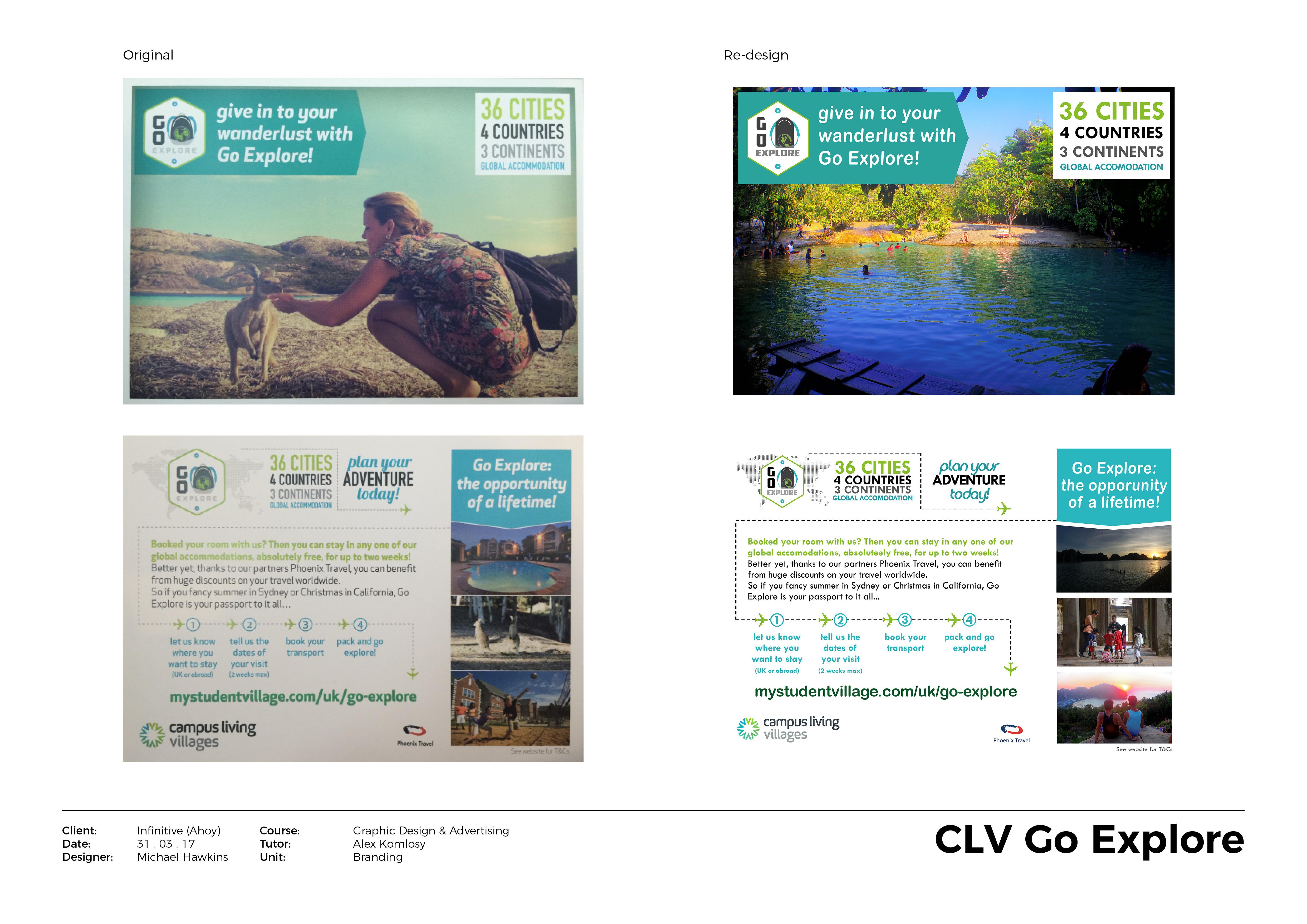 CLV GO Explore