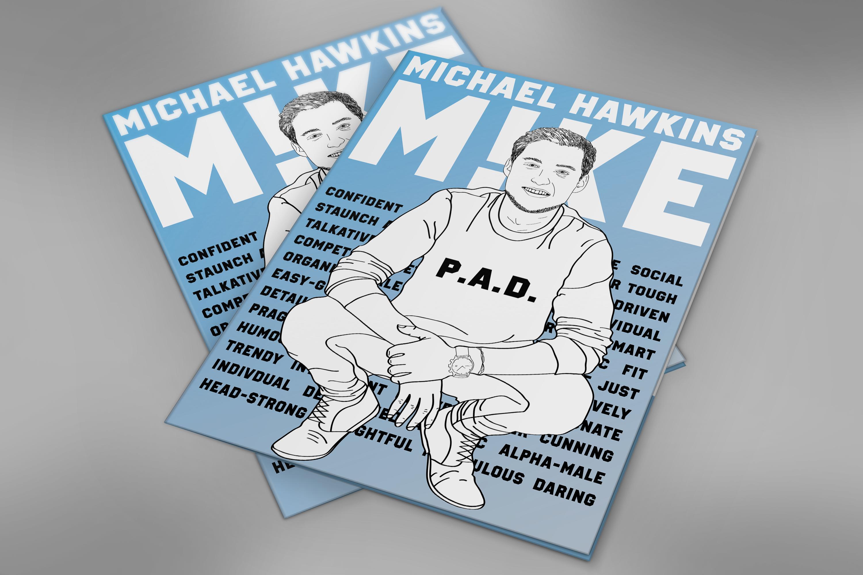 P.A.D.2 Frontcover Design