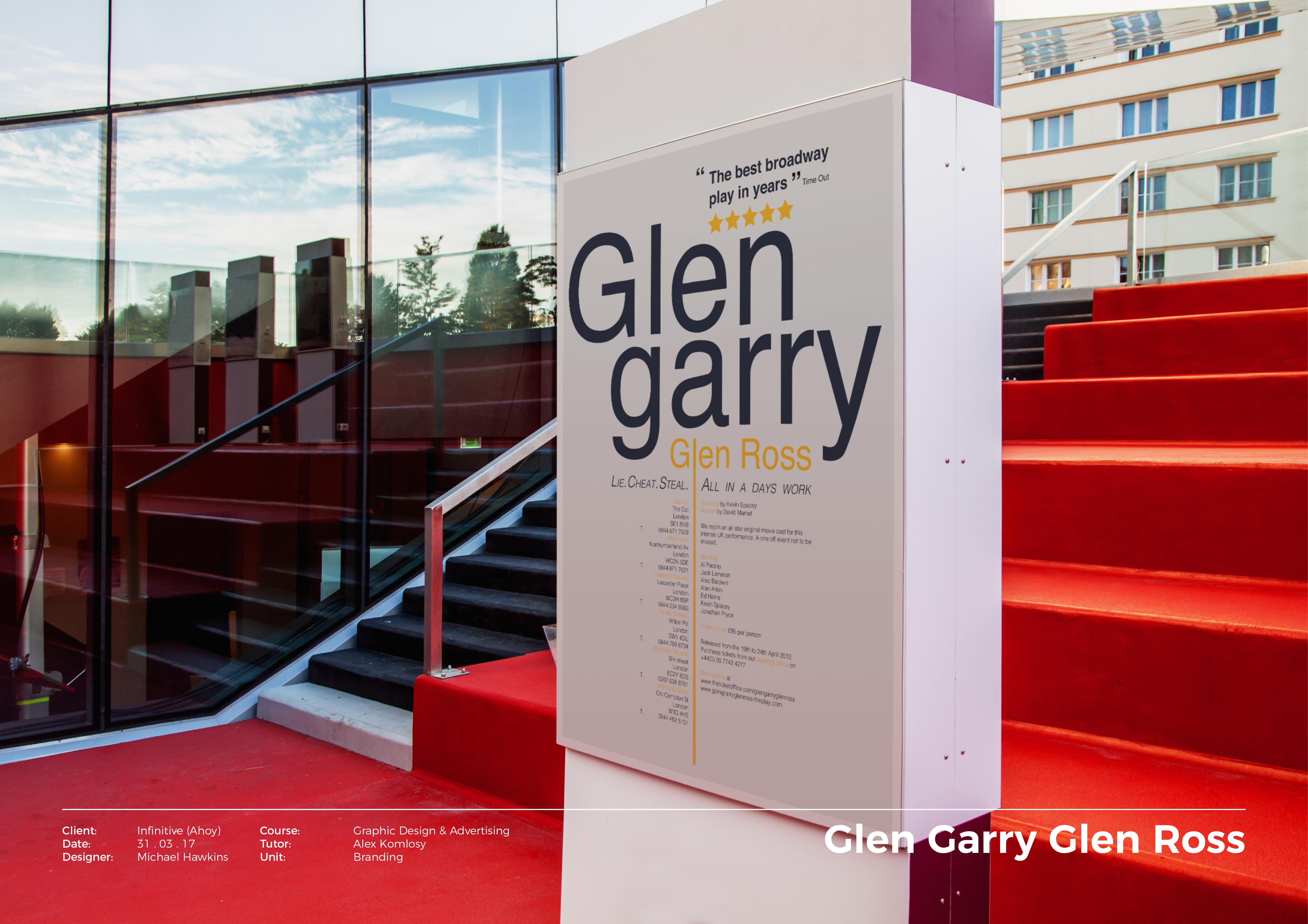 Glen Garry Glen Ross
