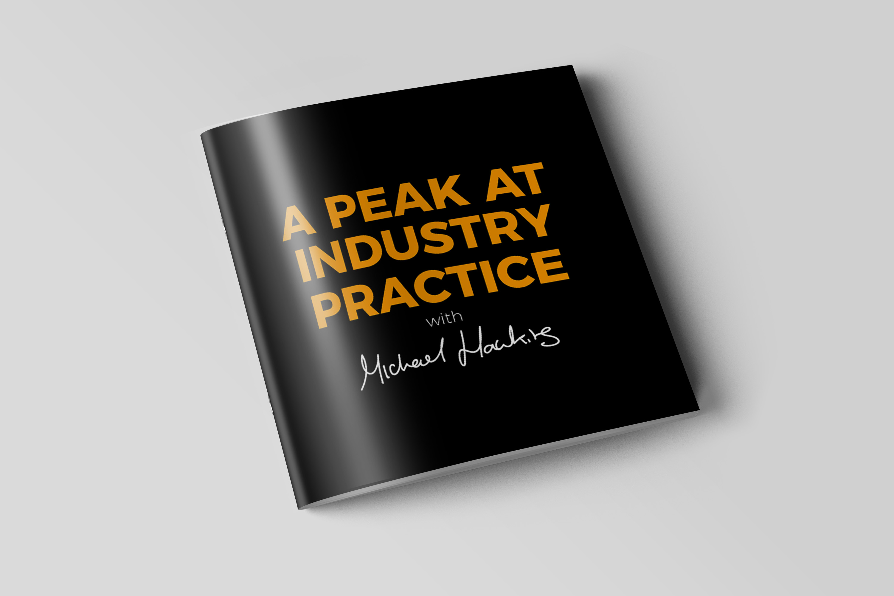 Industry Practice Booklet