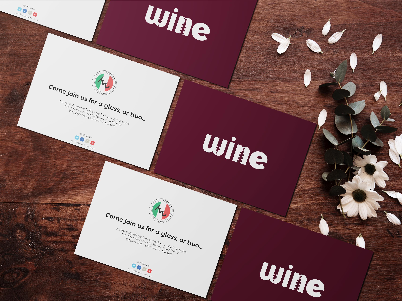 Love Lane Wines Branding