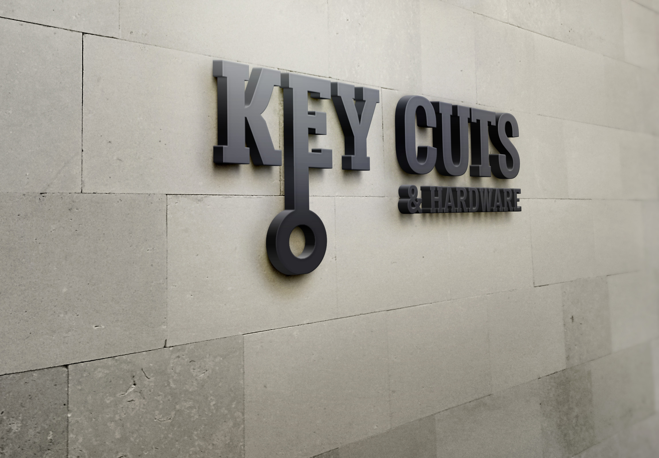 Key Cuts & Hardware Rebranding